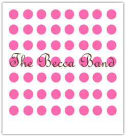 Becca Band Cover